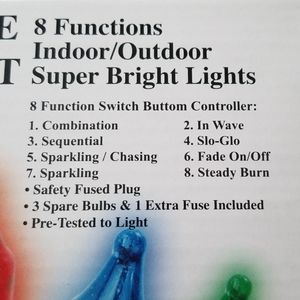 Holiday - Holiday Lights - New in Box